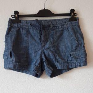 Banana Republic  linen shorts size 0